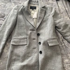 NWT BANANA REPUBLIC WOOL COAT